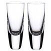 Villeroy & Boch American Bar Straight Bourbon Shot Glasses (Set of 2)