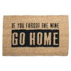 "TAG ""Where's The Wine?"" Doormat"
