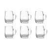 TAG Tag Bubble Beer Mug (Set of 6)