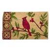 TAG Cardinal Doormat