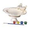 Sassafras Paint Your Own Bird Bath