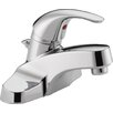 Peerless Faucets Lavatory Faucet Single Handle with Drain Assembly