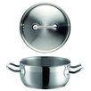 Josef Maeser GmbH Professional I Stainless Steel Round Casserole