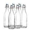 Josef Maeser GmbH 6-tlg. Flaschen-Set Clip Top