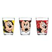 Josef Maeser GmbH 3-tlg. Trinkglas-Set Minnie Mouse