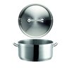 Josef Maeser GmbH Professional I 7L Stainless steel Round Casserole