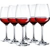 Josef Maeser GmbH Celeste 0.46L Red Wine Glass (Set of 6)