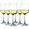 Josef Maeser GmbH Celeste 0.34L White Wine Glass (Set of 6)