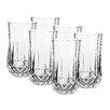 Josef Maeser GmbH 6-tlg. Longdrinkglas-Set Longchamp