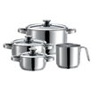 Josef Maeser GmbH Varuna 4-Piece Non-Stick Stainless Steel Cookware Set