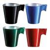 Luminarc Flashy 0.8L Espresso Cup (Set of 4)