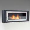 Eco-Feu Santa Cruz 2 Sided Fireplace