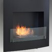 Eco-Feu Wynn Wall Mount Ethanol Fireplace