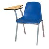 """National Public Seating 18"""" Plastic Tablet Arm Chair"""