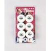Joola USA JOOLA Rossi 3-Star Table Tennis Balls – 6 pack - Orange (Set of 2)