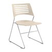 Safco Products Company Pique Armless Classroom Stacking Chair (Set of 4)