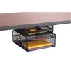 Safco Products Company Onyx Mesh Mountable Hanging Desk Storage
