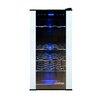 Vinotemp 18 Bottle Dual Zone Freestanding Wine Refrigerator