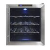 Vinotemp 16 Bottle Single Zone Freestanding Wine Refrigerator