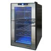 Vinotemp 18 Bottle Single Zone Freestanding Wine Refrigerator