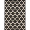 DwellStudio Modern Trellis Ink Outdoor Area Rug