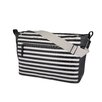 DwellStudio Mini Stripe Sullivan Diaper Messenger