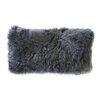 DwellStudio Smooth Sheepskin Pillow