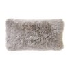 DwellStudio Smooth Sheepskin Pillow