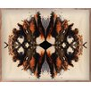 DwellStudio Solar Flare by Selina Becker's Framed Art
