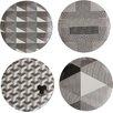 DwellStudio Piero Plate (Set of 4)