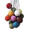 DwellStudio Jubilee Sphere Ornament Set (Set of 15)