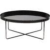 DwellStudio Vox Coffee Table in Black