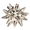 DwellStudio Urchin Shiny Silver Decorative Object