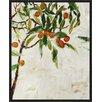 DwellStudio Kumquat Tree Framed Print