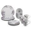 DwellStudio 16 Piece Porcelain Dinnerware Set