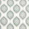 DwellStudio Ogee Fabric - Aquamarine