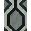 DwellStudio Diamond Vista Fabric - Navy