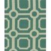 DwellStudio Palm Canyon Fabric - Turquoise