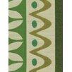 DwellStudio Nordic Stripe Fabric - Lime