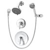 Symmons Elm Hand Shower System with Lever Handle