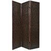 "LaMont 72"" x 51.8"" Carter 3 Panel Room Divider"