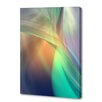 Menaul Fine Art 'Musings' by Scott J. Menaul Graphic Art on Wrapped Canvas