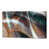 Menaul Fine Art 'Woodland Mist' by Scott J. Menaul Graphic Art on Wrapped Canvas
