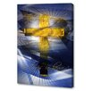 Menaul Fine Art 'Lord's Prayer' by Scott J. Menaul Graphic Art on Wrapped Canvas