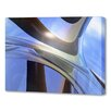 Menaul Fine Art 'Skyware Horizontal' by Scott J. Menaul Graphic Art on Wrapped Canvas