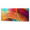 Menaul Fine Art 'Joyful Canyon Horizontal' by Scott J. Menaul Graphic Art on Wrapped Canvas