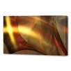 Menaul Fine Art 'Golden Mist' by Scott J. Menaul Graphic Art on Wrapped Canvas