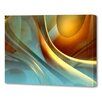 Menaul Fine Art 'Dawn' by Scott J. Menaul Graphic Art on Wrapped Canvas