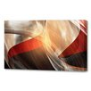 Menaul Fine Art 'Rising Horizontal' by Scott J. Menaul Graphic Art on Wrapped Canvas