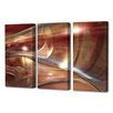 Menaul Fine Art 'The Great Triptych' by Scott J. Menaul 3 Piece Graphic Art on Wrapped Canvas Set
